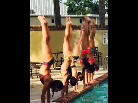 Why do we fall gymnastics motivational video