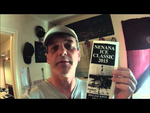 Nenana Ice classic ,an Alaskan tradition