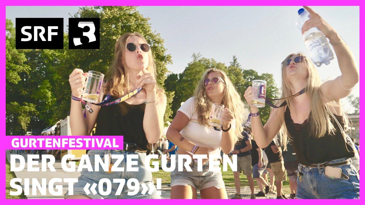 Gurtenfestival: Alles singt mit Lo & Leduc l Festivalsommer 2020 l Radio SRF 3