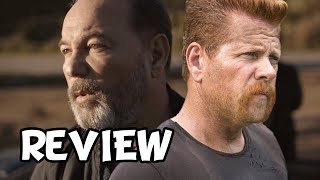 Fear The Walking Dead Season 5 Episode 4 'Abraham & Helicopter Ending' Review & Easter Eggs