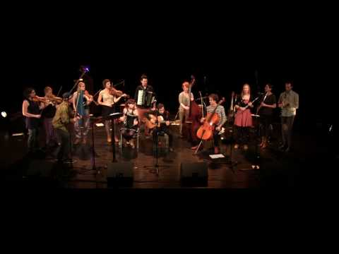The Brussels Balkan Orchestra @ CC Jacques Franck: Pravo sitno shopsko horo