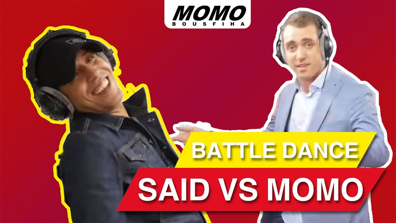 Said Mosker avec Momo - Battle dance Said Vs Momo - YouTube