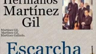 Hermanos Martínez Gil:  Escarcha  -  (letra y acordes)