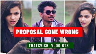 Abhi Proposal To Girl | ThatsVish Vlog | Holi Fiesta BTS  2020