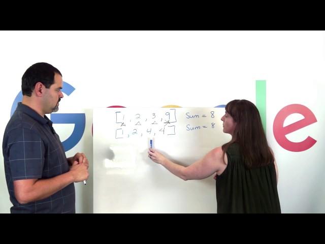 Google Interview Questions - InterviewBit