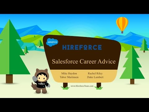 Salesforce Career Advice