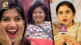 Gayathri Raghuram decides the fate of Tamilnadu ?? : Sripriya Interview | Reelah Realah, Bigg Boss