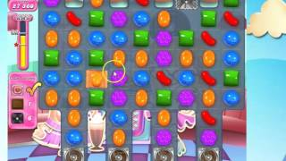 candy crush saga level -1447  (No Booster)