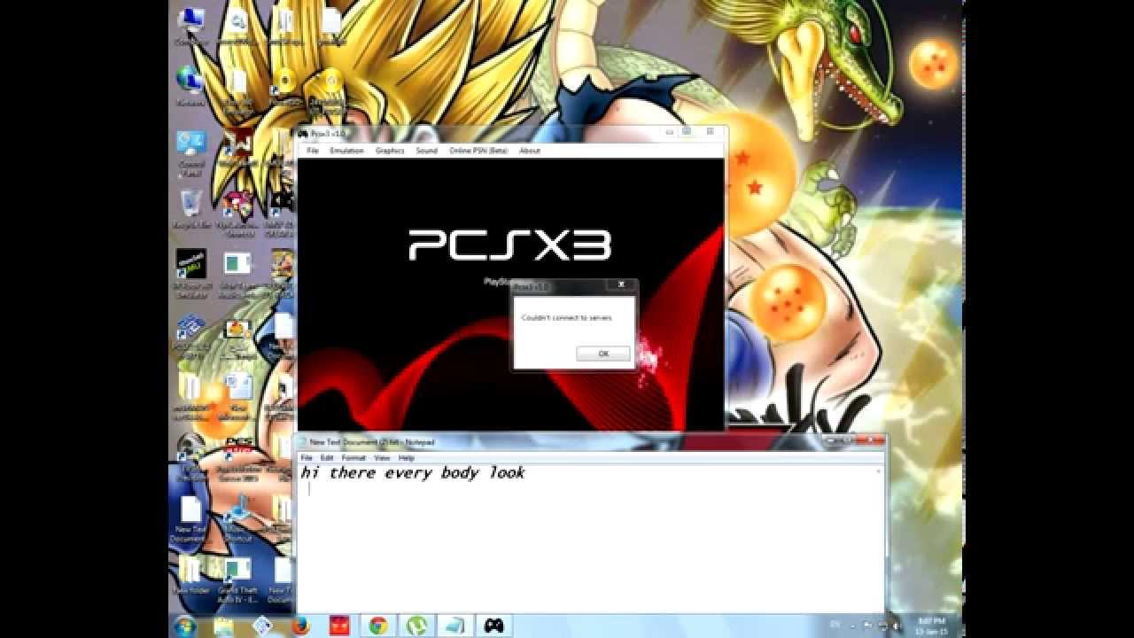 pcsx3