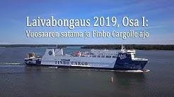 Laivabongaus 2019, Osa I: Vuosaaren satama ja ajo Finbo Cargolle