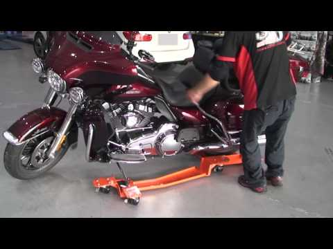 SD Motor Park n move motorcycle dolly