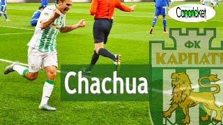 Ambrosi Chachua energizer from Lviv / Амброзий Чачуа полузащитник Карпаты Львов