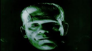 Frankenstein Tribute Mix - All 8 Classic Universal Horror Film Trailers (1931 - 1948)