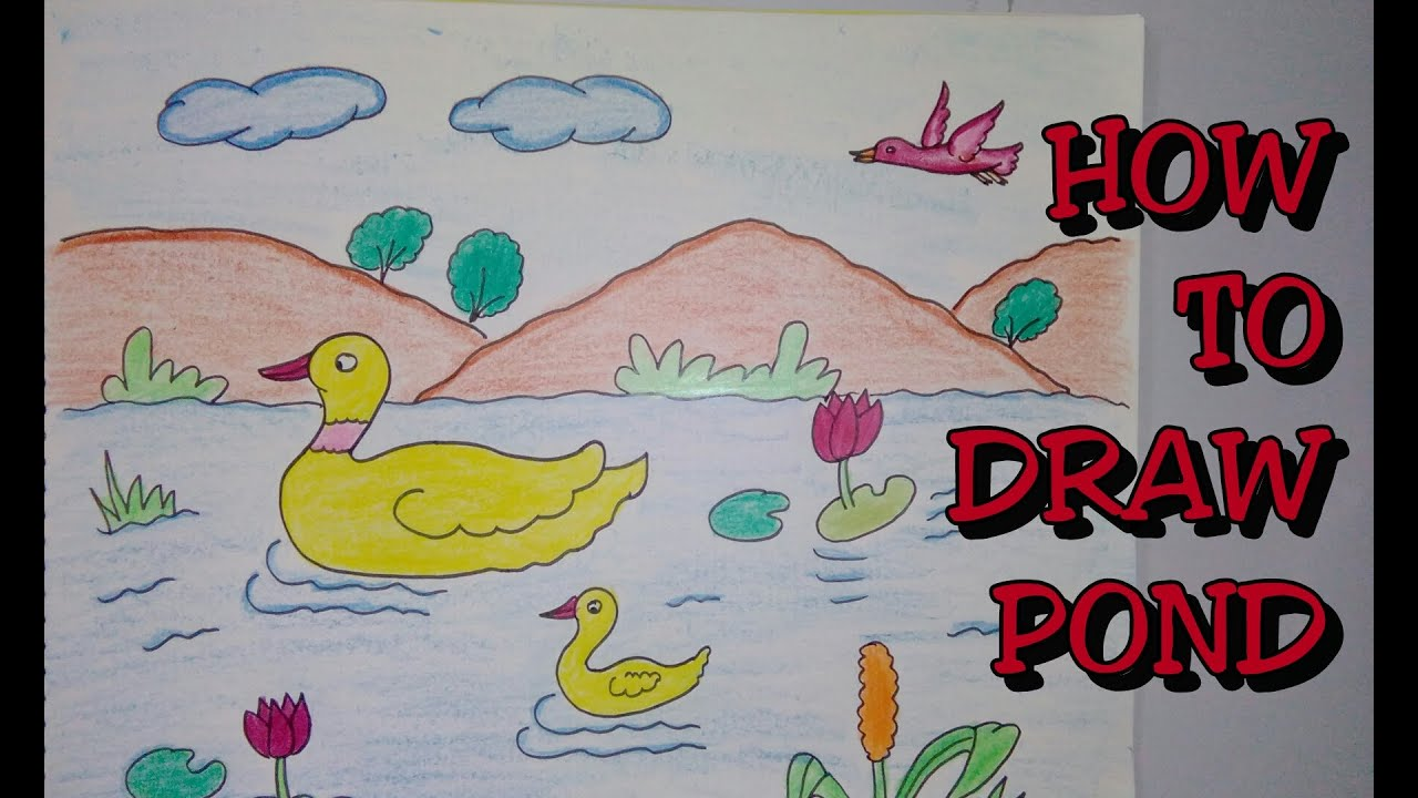 Drawing tutorial step by step drawing for kids how to Simple drawing ideas for kids