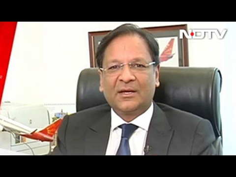 SpiceJet CMD Ajay Singh Supports Pledge Your Heart Campaign