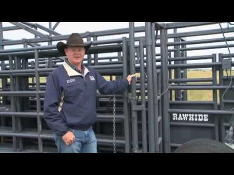 Rawhide Portable Corral's Rawhide Processor by John McDonald