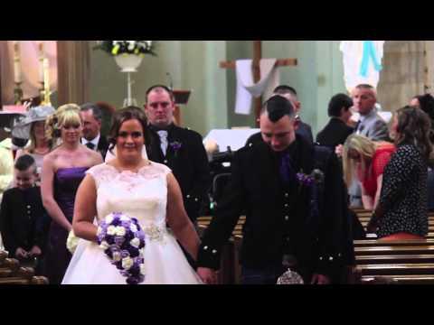 Sarah & Paul - Our Wedding Highlights - Carnbooth House Hotel.