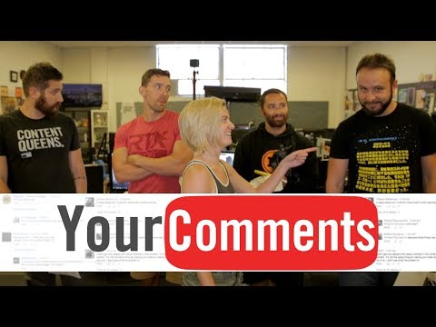 KEEP IT CLEAN - Funhaus Comments #88