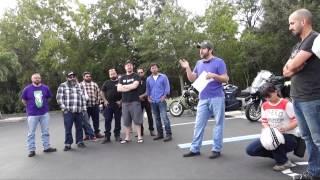 Gulf Coast Motorcycles Memorial Ride