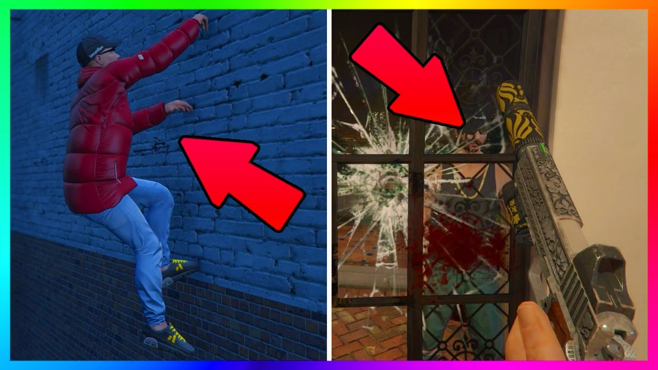 New Gta Online Hidden Features Secret Details Epic Things Gta 5