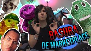 DINOSAURIOS, ALIENS Y CACTUS BAILARINES  | Basura de MARKETPLACE 7!