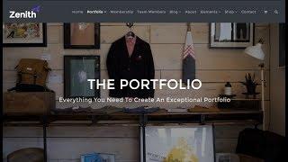 So Erstellen Sie Ein Portfolio In WordPress?