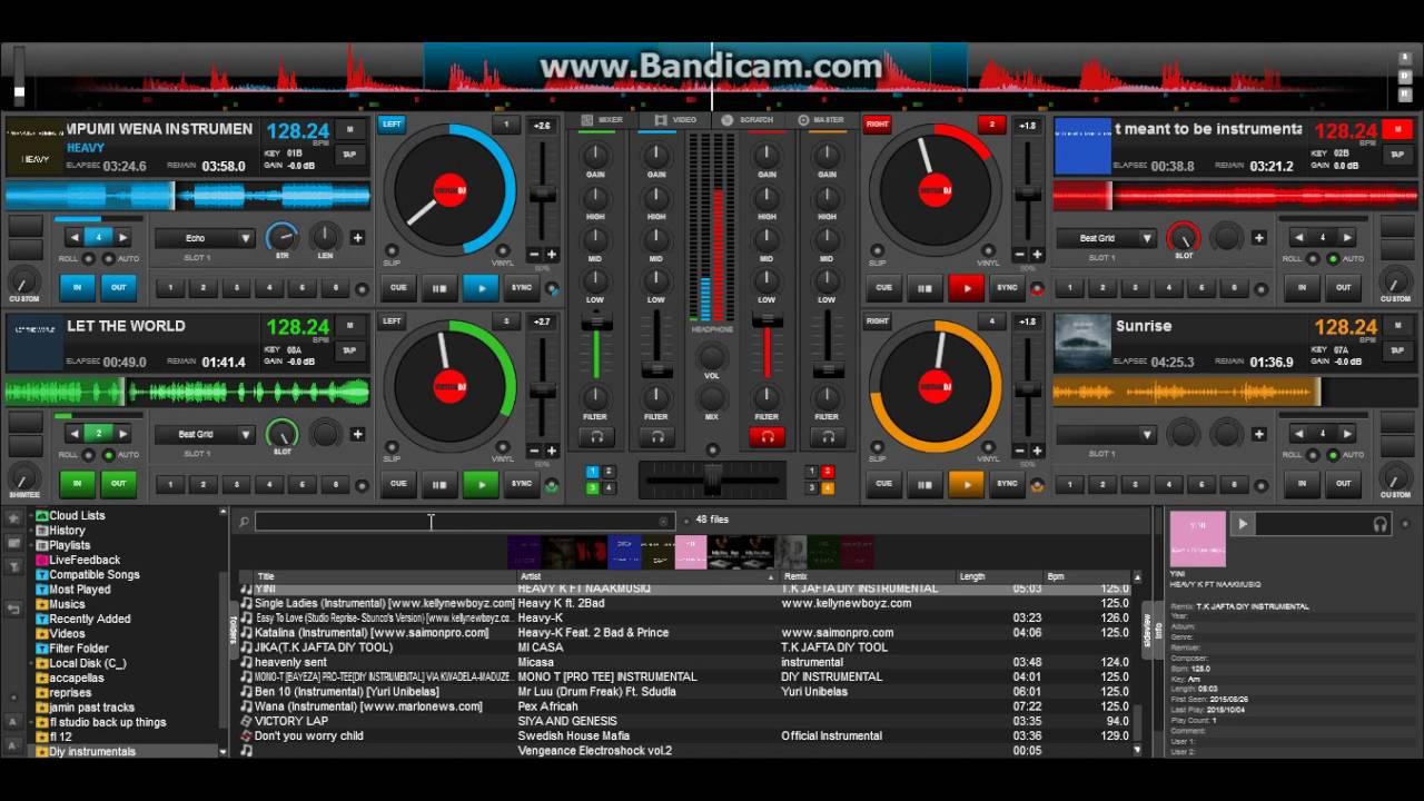 PRO TEE ON THE MIX LIVE VIRTUAL DJ MIX VIDEO