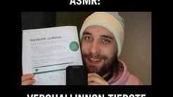 ASMR: Verohallinnon tiedote
