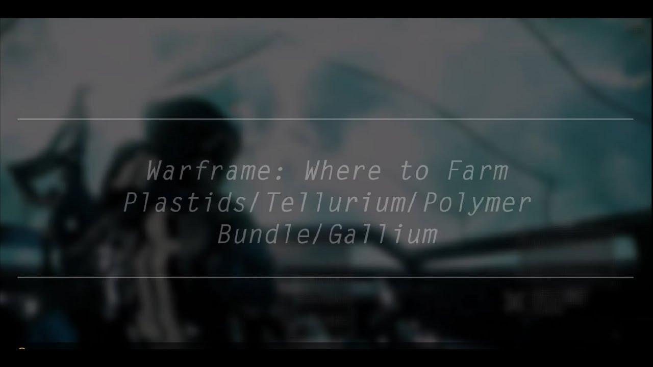 Gallium Warframe Pics Download
