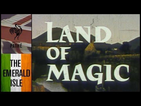 Land of Magic - Exploring Northern Ireland | British Pathé