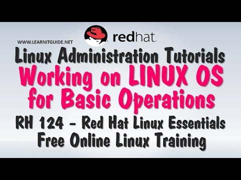 Linux Administration Tutorials #3 Working on Linux Servers for Basic  Operations