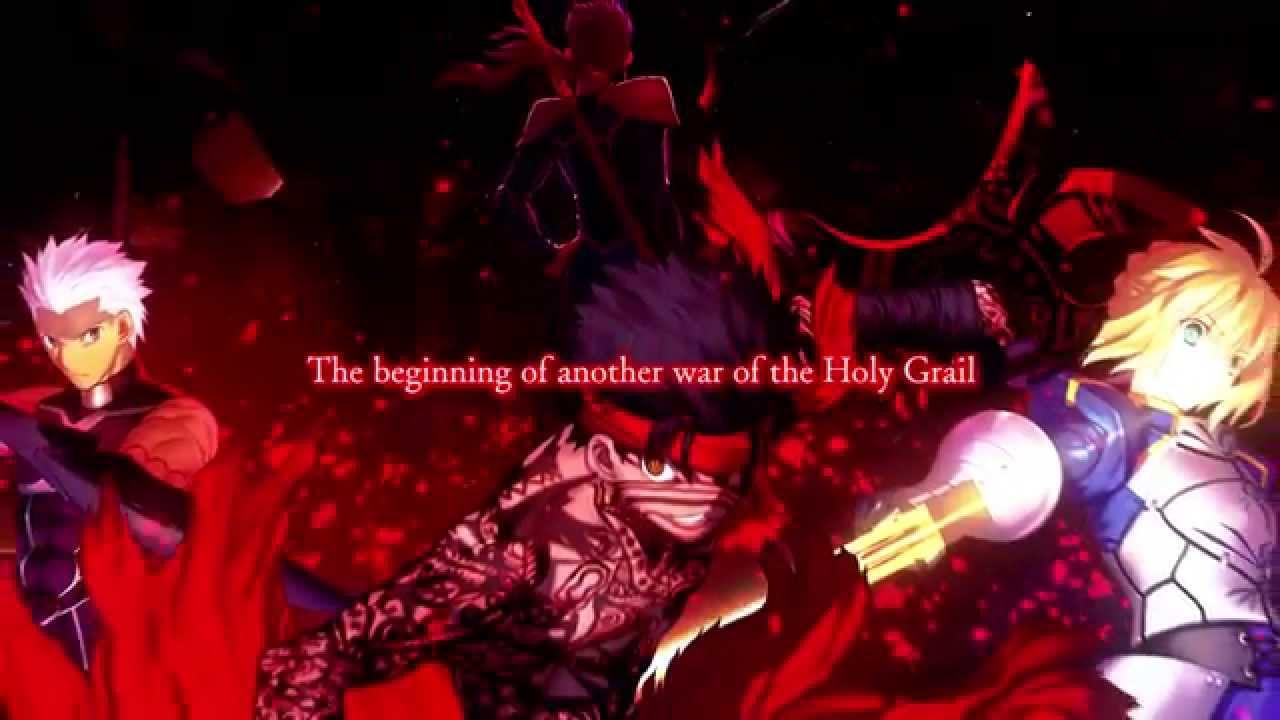 Fate/hollow ataraxia 30sec PV - YouTube