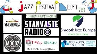 Jazz Festival Delft 2018 - Vesteplein 25 Augustus