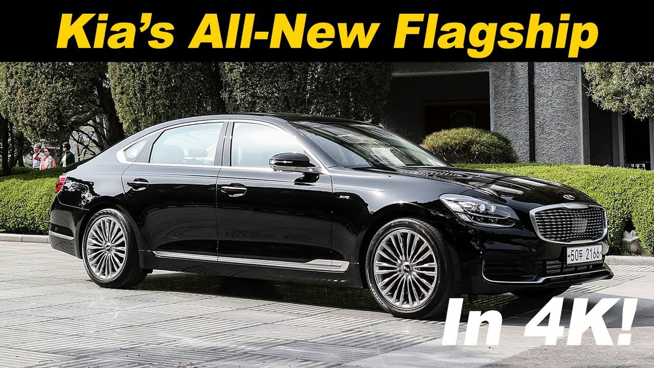 All New 2019 Kia K900 Preview: I Drove It In Korea! Not A