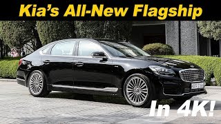 2019 Kia K900 / K9 First Drive Review - In 4K