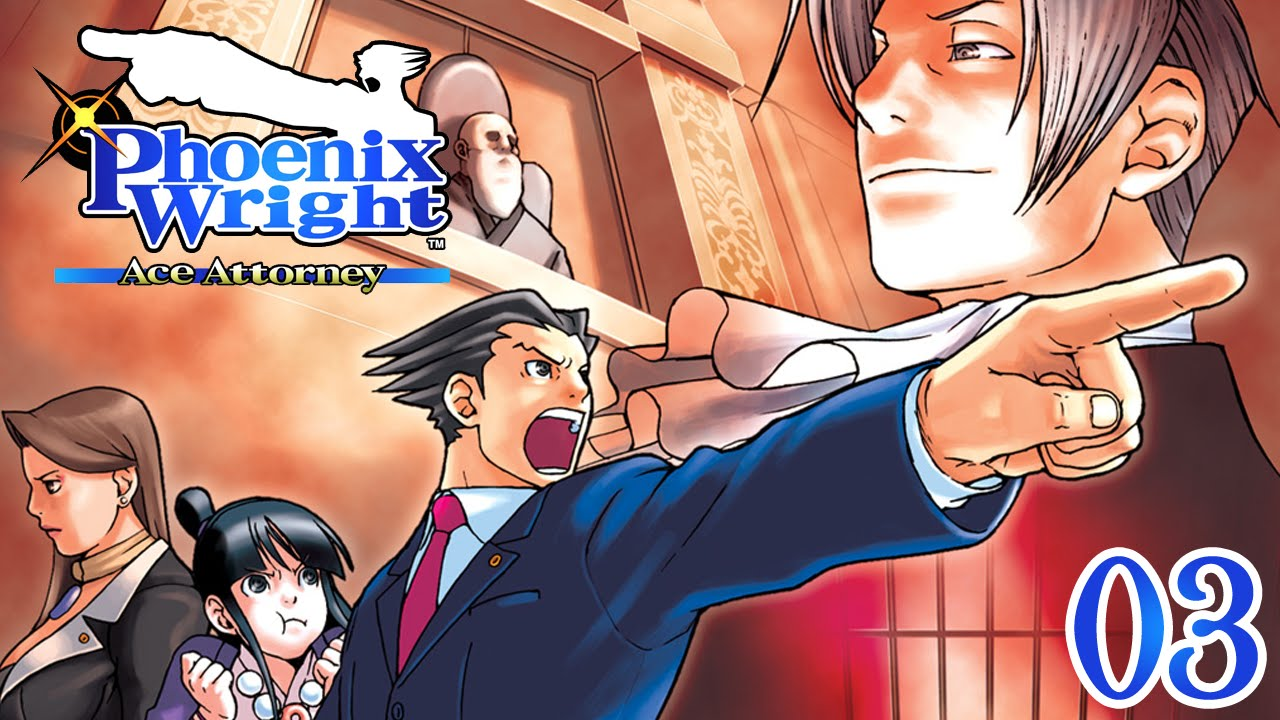 What Phoenix Wright Gets Right About Litigation - The Escapist