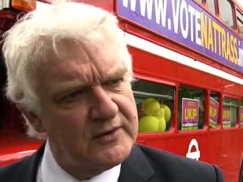 By-election special  Mike Nattrass UKIP MEP