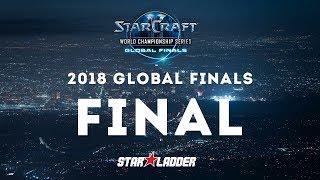 2018 WCS Global Finals - Final: Stats (P) vs Serral (Z)