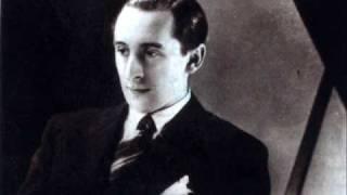 Schubert Liszt Liebesbotschaft Horowitz Rec 1929