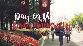 Korea University Exchange Student: Day in the Life 고려대학교 교환학생의 일상 |