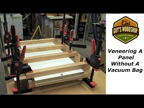 Veneering Made Easy/Resawing Your Own Veneer