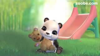 Zoobe Панда, новый друг