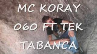 Dj riza Ft mc Koray - TEK TABANCA