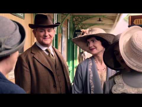 Downton Abbey (Cora/Robert) Love will remember