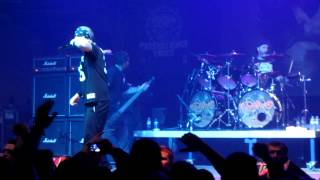 Hatebreed - Put It To the Torch - live at Eventwerk, Dresden, Germany