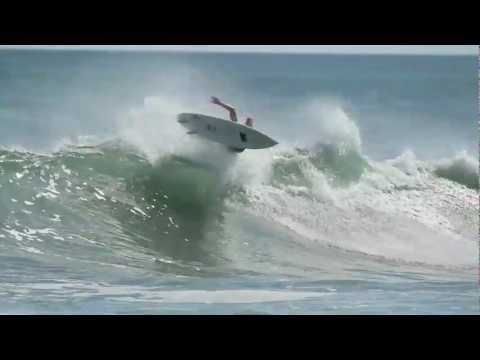 Brad Domke Surfing in Central America