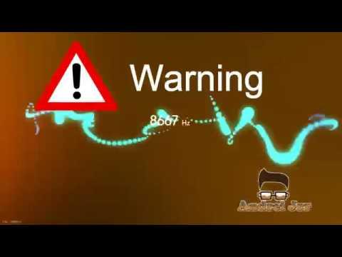 Warning!! Extreme sound Test (1 hz To 22000 hz)