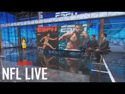 NFL Live Plays 'Whose Body Is This?' | NFL Live | ESPN