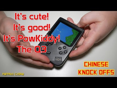Chinese Knock Offs - PowKiddy Q3 - It's Pretty Good! - 4K