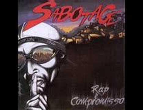 Sabotage - Cocaína